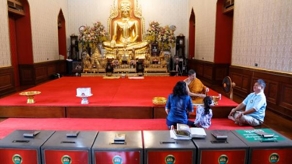 Thailand's Buddhist monks order reforms ahead of royal transition