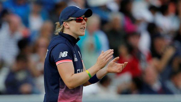 England plot revenge in women's Ashes