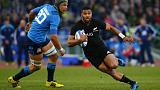 Patience pays off for Sopoaga as second New Zealand start looms