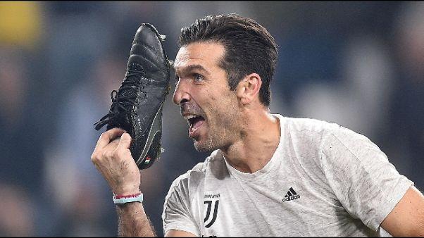 Buffon, la Juve doveva vincere
