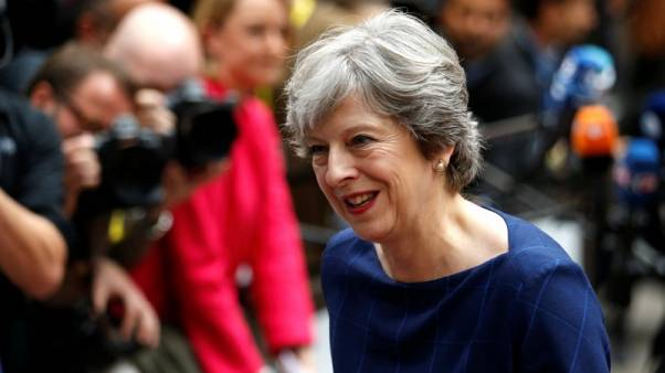 Trying to unblock Brexit impasse, May to make offer on EU citizens