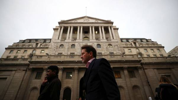 Moody's warns UK consumers are vulnerable to BoE rate hike