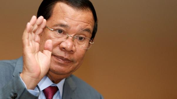 Sweden threatens to review engagement with Cambodia