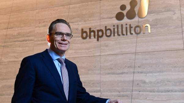 BHP expects China's growth to ease modestly over short term - CEO​