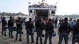G7: salsa in mare, 'è sangue migranti'