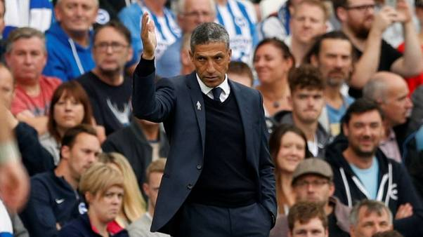 Improving Brighton's away form Hughton's toughest task