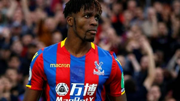 'Talisman' Zaha cannot save Palace on his own, says Hodgson