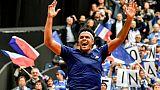 Tennis: rentrée encourageante de Tsonga à Anvers