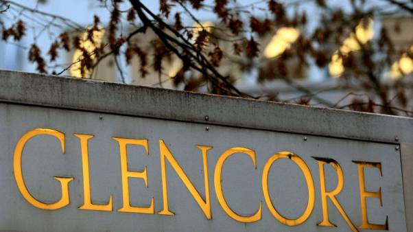 Ukraine allows Glencore to own stake in alumina plant of Russia's Rusal