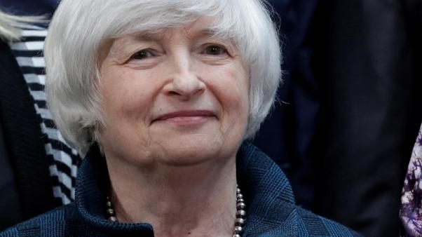 Conservative Republican tries to derail reappointment of Fed's Yellen