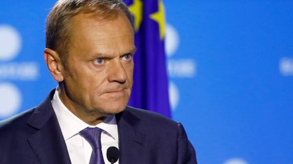 EU leaders agree stronger support for Italy over Libya migration - Tusk