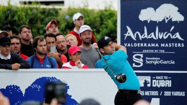 Golf:Garcia brilla in Spagna