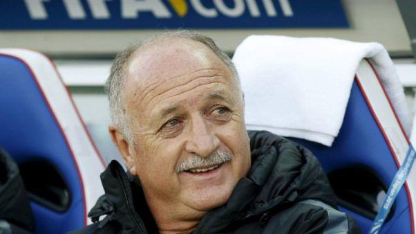Former Brazil coach Scolari to leave Guangzhou