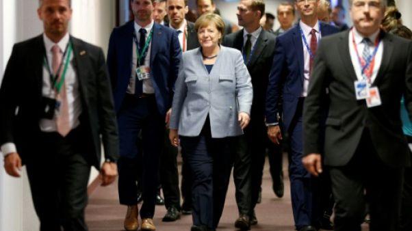 Merkel veut réduire des financements de l'UE à la Turquie