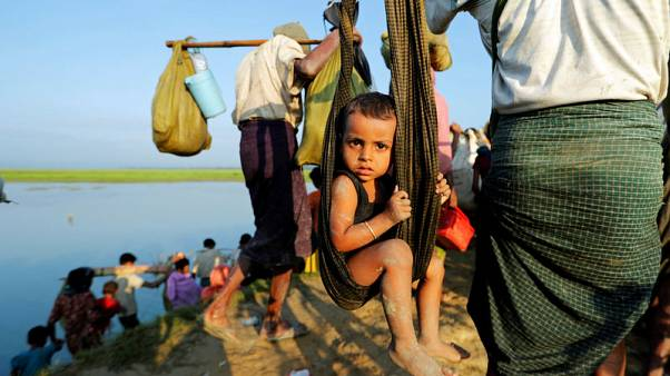 Rohingya refugee children in Bangladesh in dire state - UNICEF