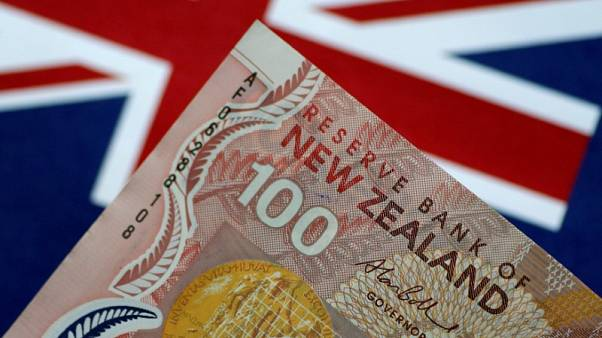 Kiwi hits five-month low, pressured by policy uncertainty