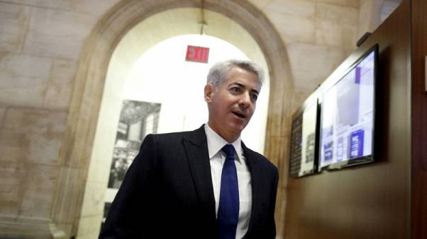 Ackman urges ADP to consider acquiring Ceridian amid proxy fight