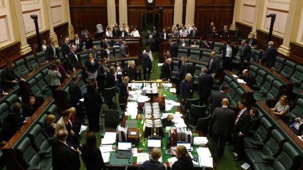 Australia's second largest state edges towards permitting euthanasia