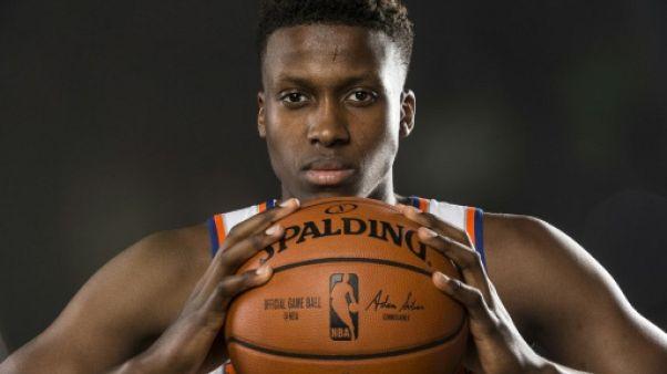 NBA: le grand soir de Frank Ntilikina