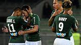 Ligue 1: Saint-Etienne à l'assaut de la 2e place, choc OM-PSG