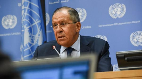 Russia's Lavrov says U.S. anti-missile shield worries Russia, China