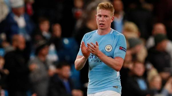 De Bruyne expects Manchester clubs to fight out for league title