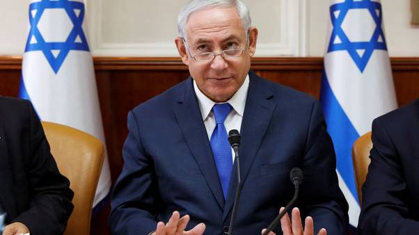 Netanyahu lobbies world powers to stem Iraqi Kurd setbacks