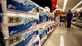 P&G's profit rises on higher sales of home care products