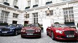 Bentley picks former JLR strategy boss as next CEO