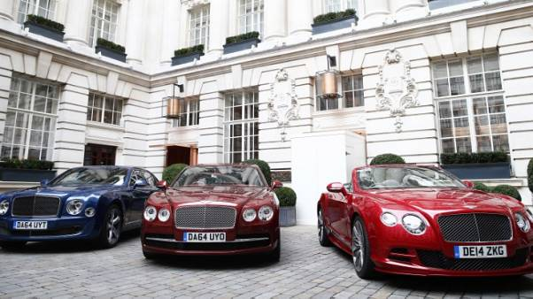Bentley picks former JLR strategy boss as next CEO