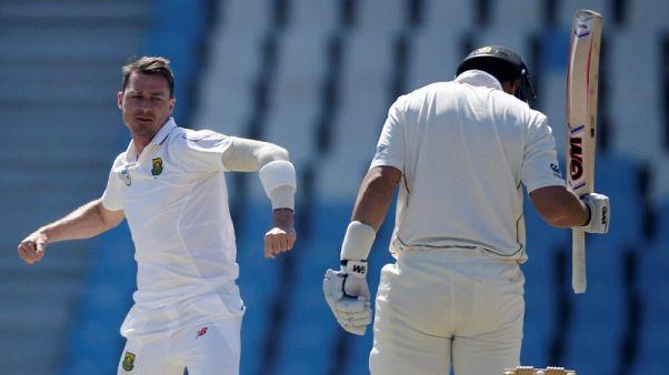South Africa's Steyn targets November return