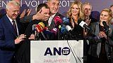Le mouvement populiste de Babis remporte les législatives tchèques