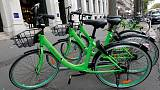 Paris wants to regulate Asian bike-share operators