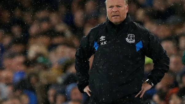 Koeman backs Everton's new signings to eventually come good