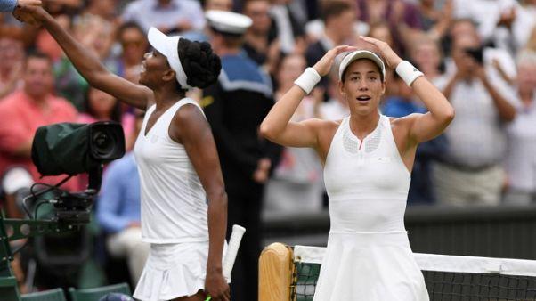 Venus secures Muguruza rematch at WTA Finals