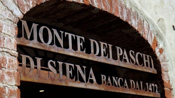 Italy market watchdog seen approving Monte dei Paschi prospectus next week