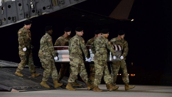 At least 46 attacks in area of Niger where U.S. troops killed - U.N.