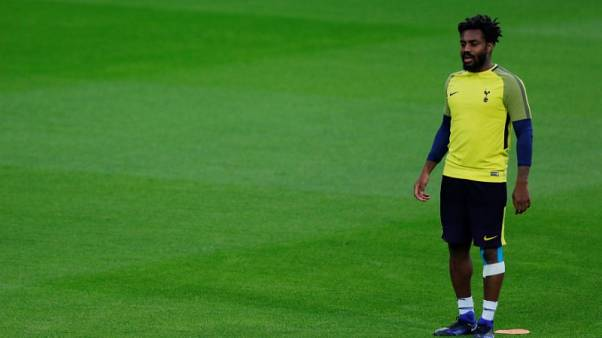Tottenham's Rose not ready for starting place against Liverpool