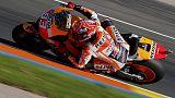 Marquez snatches pole for Australian Grand Prix