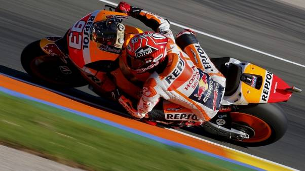 Marquez snatches pole for Australian Grand Prix