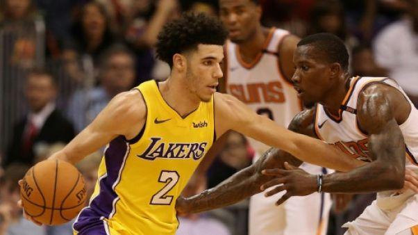 NBA: Golden State retrouve le sourire, Ball impressionne