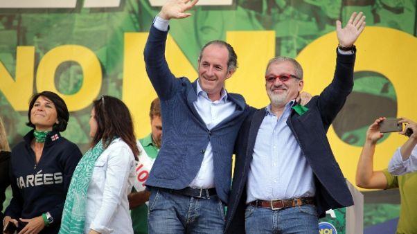 Referendum: Lombardia, macchina pronta