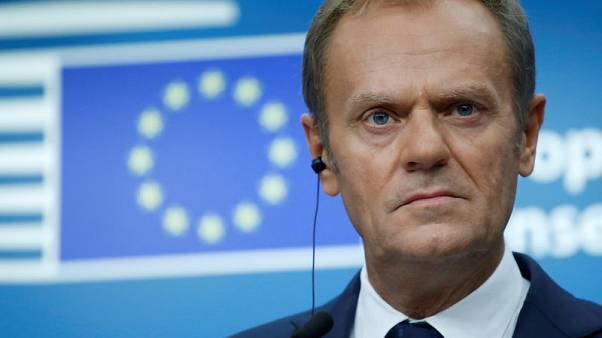 Non-euro states should take part in euro reform talks - EU's Tusk