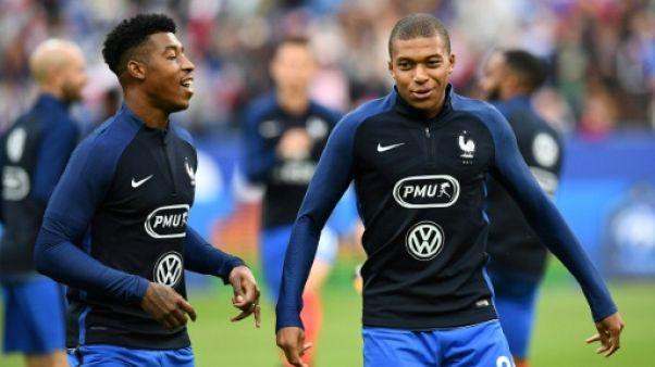 """PSG: Marquinhos """"sûr"""" que Kimpembe sera un jour titulaire avec les Bleus"""