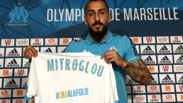 """OM-PSG: Mitroglou, """"grand attaquant"""" pour grande affiche ?"""