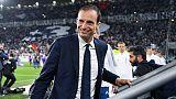 Allegri, spero Napoli-Inter finisca pari