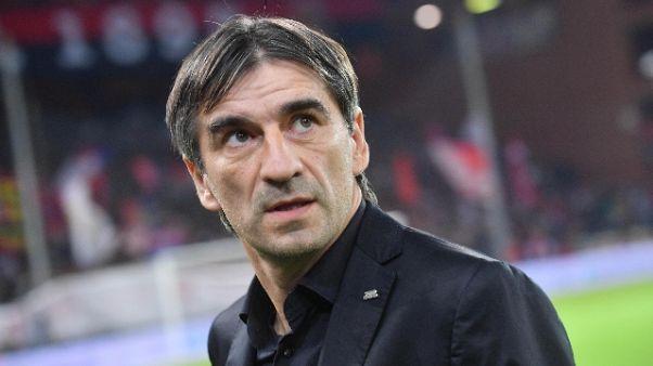 Genoa: Juric, non credo a Milan in crisi