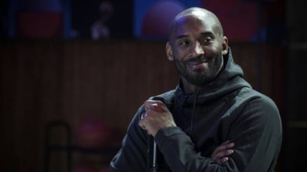 """Basket: Kobe Bryant """"n'irait pas"""" à la Maison Blanche si Trump l'invitait"""