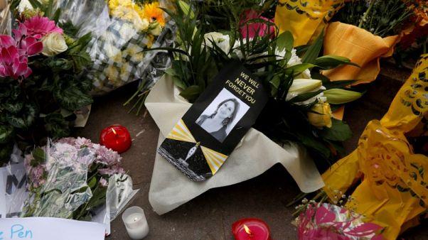 Malta offers 1 million-euro reward to find journalist's killers