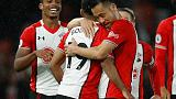 Boufal solo effort for Saints stuns Albion